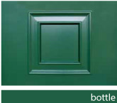 Bottle Green Composite Door
