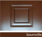 Bournville Brown Composite Door